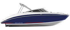 Yamaha 242 Limited-E Series Boat